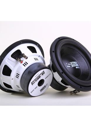 Сабвуферный динамик Street Sound SW-White 210