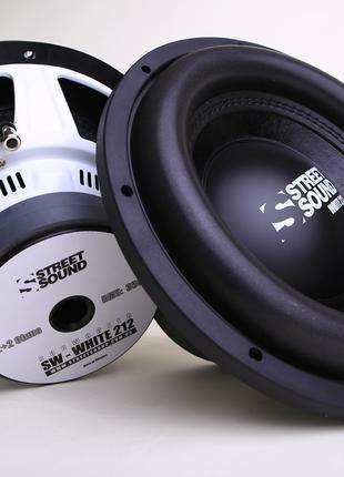 Сабвуферный динамик Street Sound SW - White 212