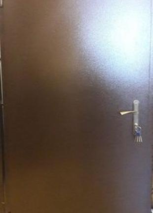 Двери металлические технические