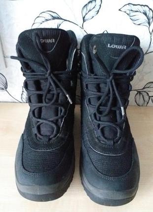 Lowa gore-tex  зимние ботинки