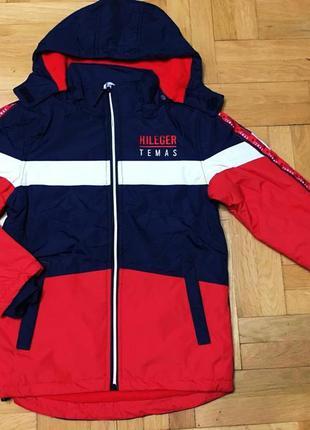 Демисезонная куртка для мальчика. венгрия