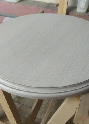 Столешница Д600 мм из Ясеня. Изготовление столешниц из массива