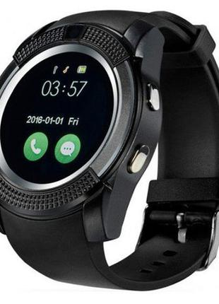 ОРИГИНАЛ Смарт-часы UWatch V8 часофон Smart Watch +плюс USB LE...