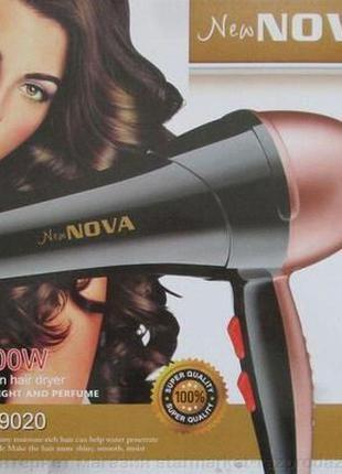Фен профессиональный для волос NOVA Австрия 2300 Вт Ионизация