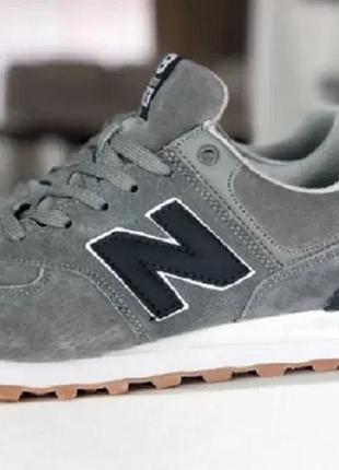 Мужские кроссовки New Balance 574 кеды нью баланс кросівки/бот...