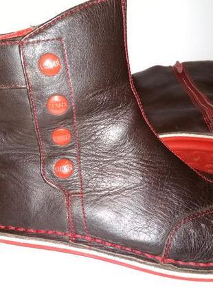 Полусапоги ботинки camper 33 размер кожа