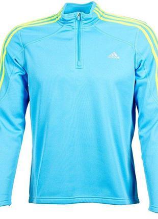 Спортивная фирменная женская толстовка adidas