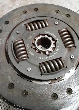 1878005554 Mercedes диск сцепления Sachs в комплекте