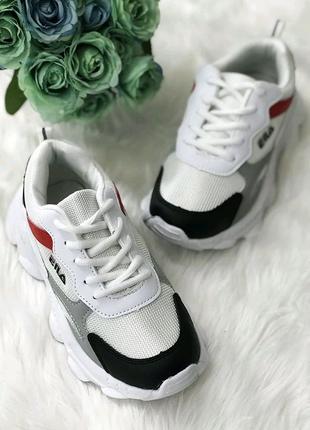 Кросівки жіночі сірі