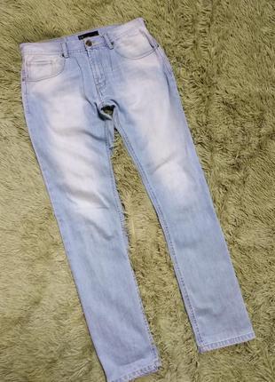 Брендовые джинсы мужские джинсы zara 32р.