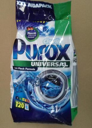 Стиральный порошок PUROX 10 кг п/э