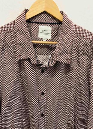 Мужская рубашка easy premium quality p. xxxl