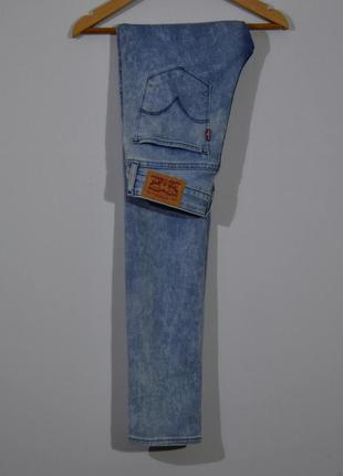 Джинсы levi's 711 w's jeans