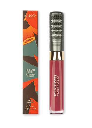 Цветной бальзам для губ sicilian notes nourishing lip balm от ...
