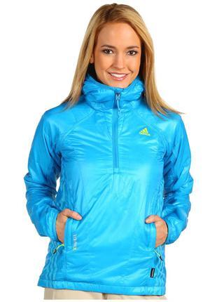 Женская кофта куртка adidas outdoor w terrex primaloft jumper ...