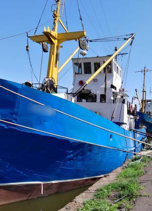 Продам рыболовецкое судно