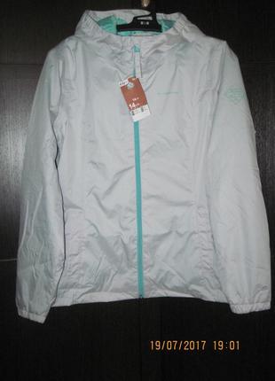 Куртка ветровка quechua hike 500 рост 155-160 14 лет