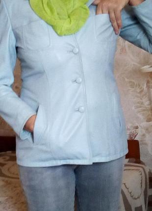 Куртка женская, экокожа #розвантажуюсь