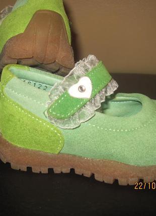 Brakkies туфли мэри джейн 23 размер