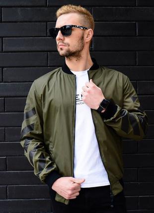 Куртка мужская ветровка хаки