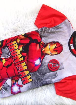 Стильная футболка marvel ironman