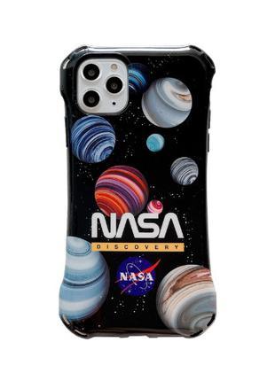 Чехол Nasa Discovery для iPhone 7/8/7plus/8plus/X/Xs