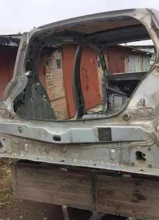 Б/у задняя часть Renault Megane 2, Megane Рено Меган 2
