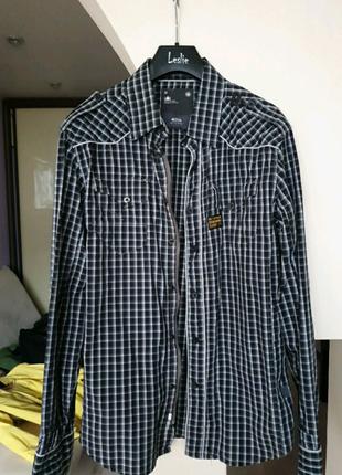 Рубашка бренда g-star
