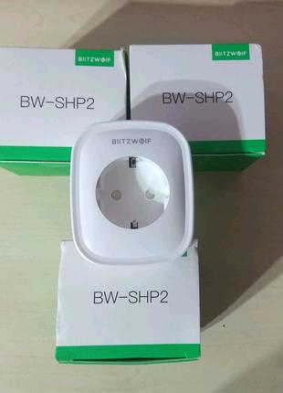 Смарт-розетка BlitzWolf BW-SHP2 socket