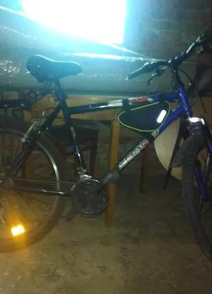 Велосипед ровер гірський grand mountain