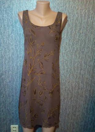 Платье, пляжное платье.