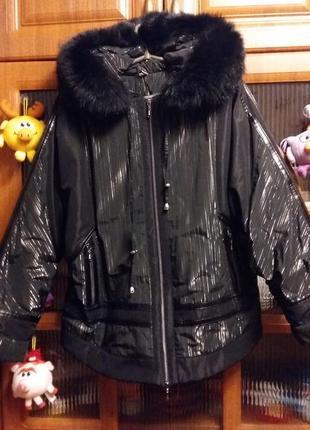 Женская куртка 50 размер