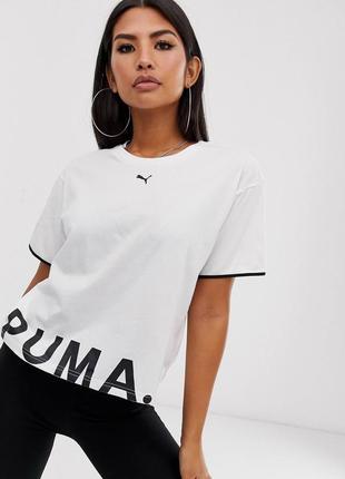 Крутая футболка puma новая коллекция
