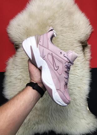 Nike m2k tekno pink white 🔥cтильные кроссовки найк м2к текно 🔥...