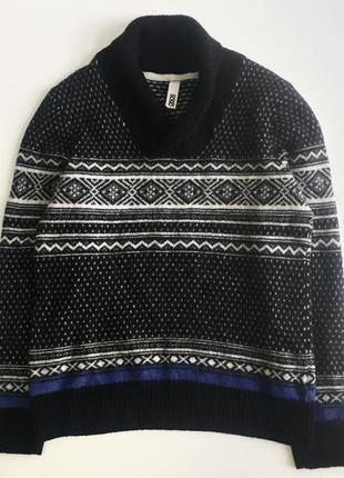 Мужской шерстяной свитер от asos