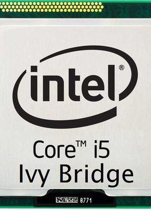 Процессор Intel Core i5-3570/3570S/3470 s1155 Ivy Bridge 4ядра...