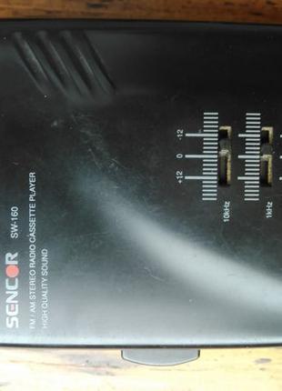 Плеер кассетный SENCOR SW-160 japan
