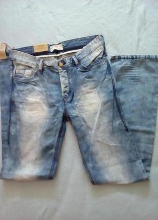 Модные мужские джинсы springfield