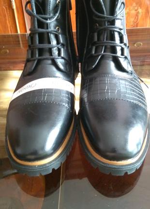 Ботинки весенние мужские