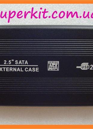 USB 2.0 внешний карман для sata винчестера жёсткого диска HDD ...
