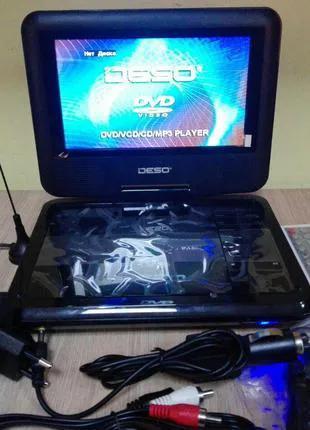 Портативный DVD плеер Deso SG-806T