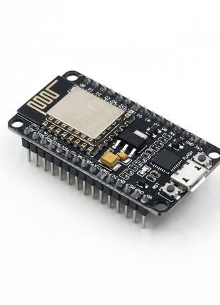 Wi-Fi модуль ESP8266 CP2102/ESP-12E/NodeMcu/Lua, компактная плата
