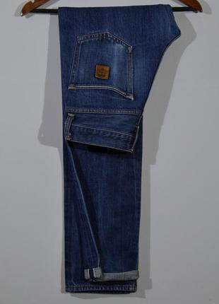 Джинсы carhartt selvage jeans