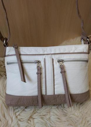 Удобная сумка на плечо marks and spencer