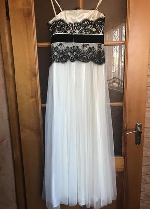 Платье длинное,красивое