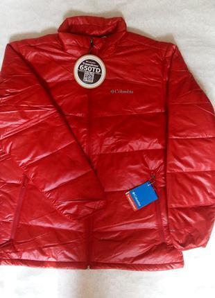 Мужская куртка jacket columbia sportswear gold 650 turbodown® ...