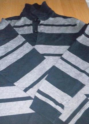 Мужской стильный свитер marks&spencer