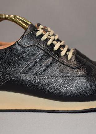 Кроссовки hermes quick h туфли мужские кожаные оригинал. 45 р....