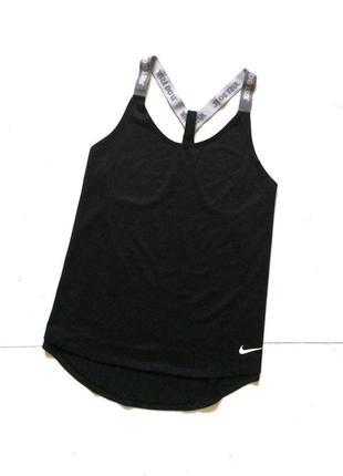 Майка nike dri fit, оригинал, топ для спорта, найк футболка, д...