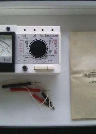 Электроизмерительный многофункциональный прибор Ц4342М1